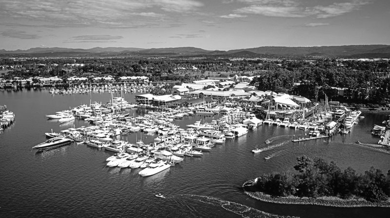 1989 – A BOAT SHOW CONCEIVED
