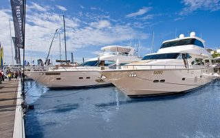 2009 - Enter The GFC - Sanctuary Cove International Boat Show