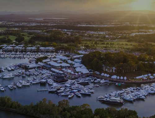 2021 SANCTUARY COVE INTERNATIONAL BOAT SHOW LAUNCHES