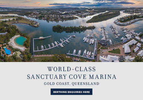 Sanctuary Cove World Class Marina