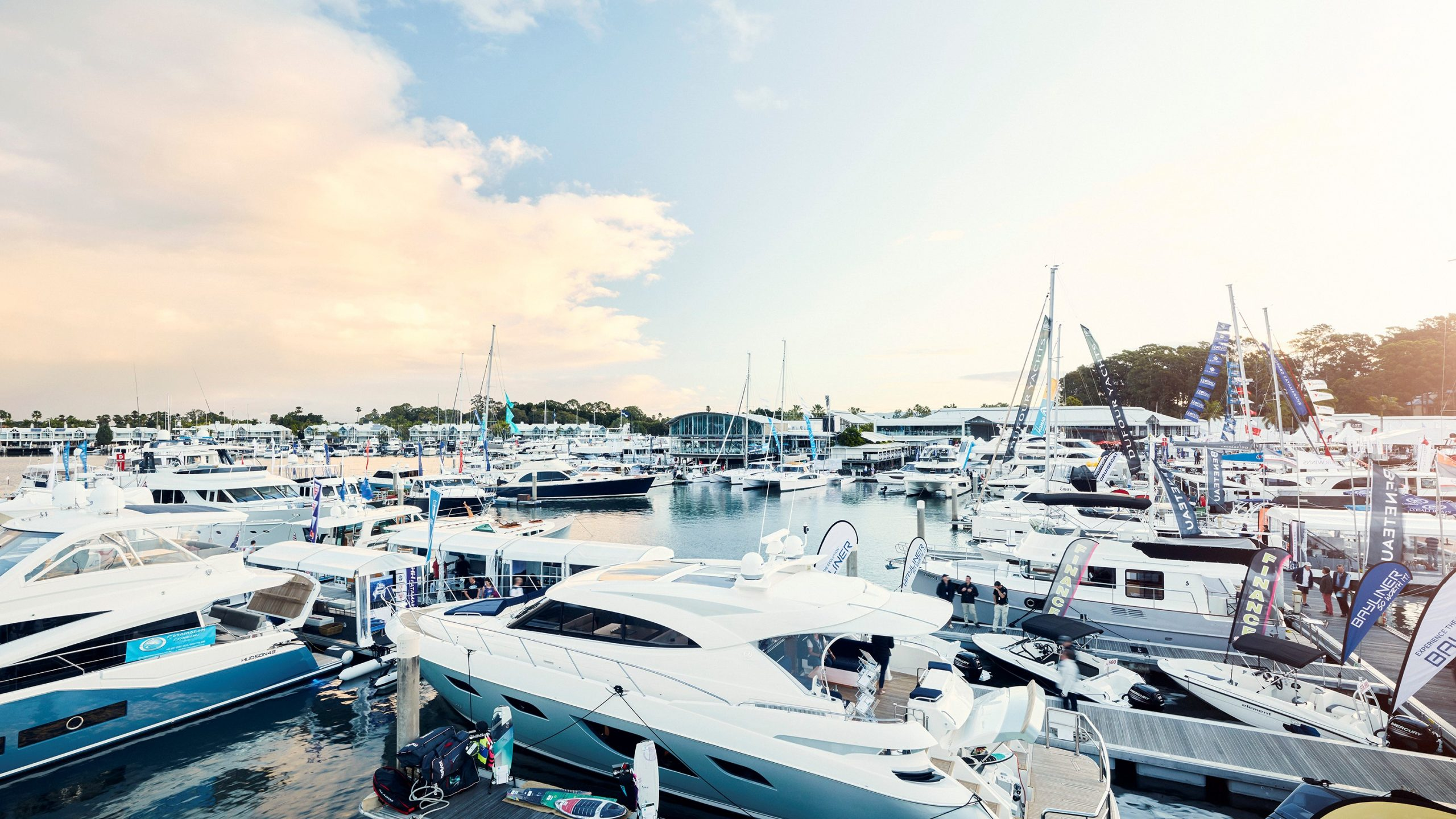 Major Brands Announced - Sanctuary Cove International Boat Show