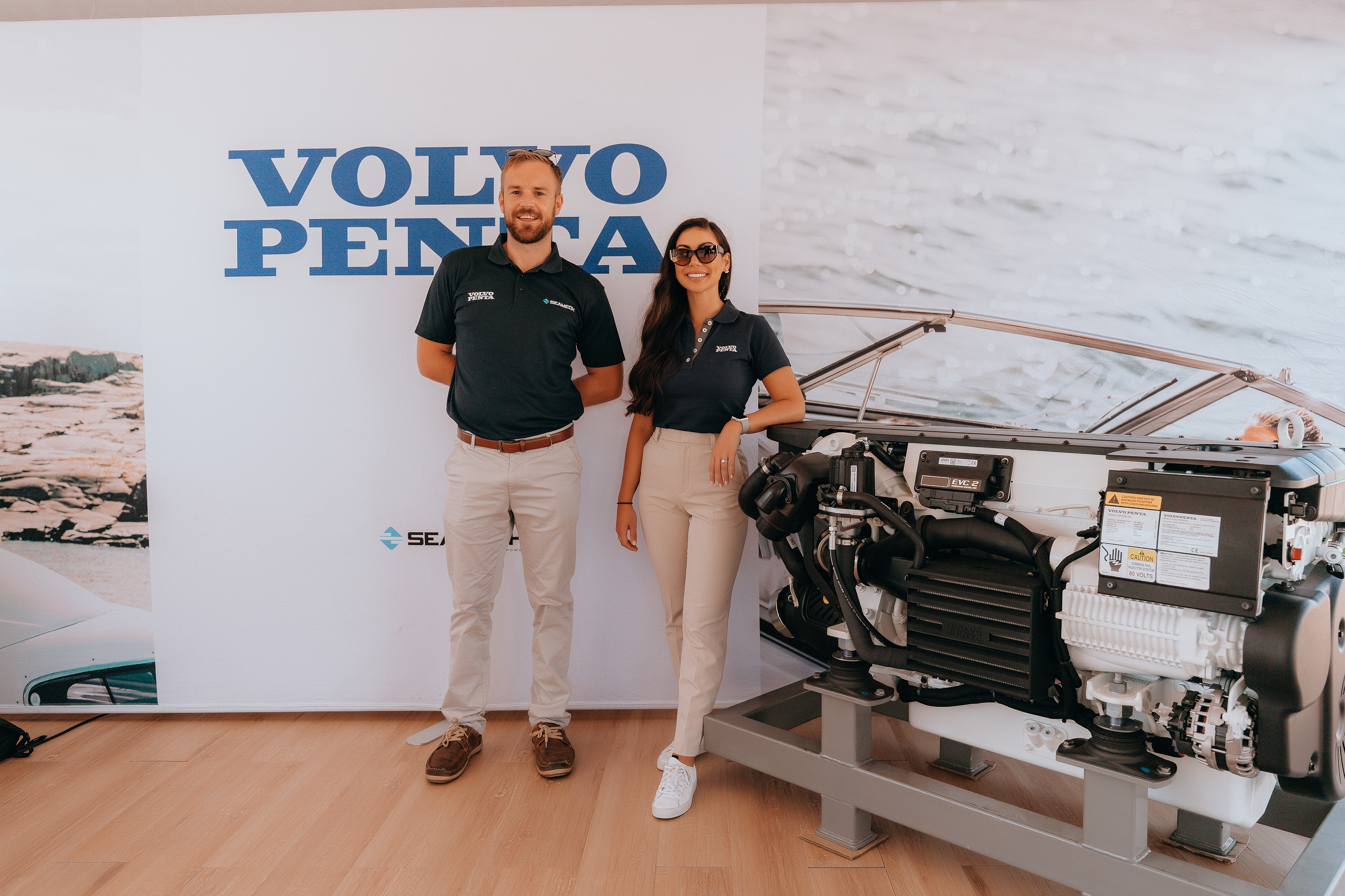START YOUR ENGINE WITH VOLVO PENTA